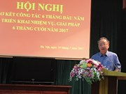 Hanoi's agro-production hits over 818 million USD in 6 months