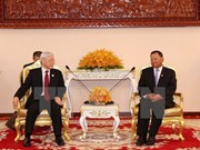 Party leader meets with Cambodian Senate President