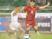 Vietnam beat Timor Leste in qualification match