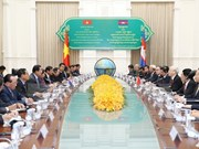 Party chief's visit charts new course for VN-Cambodia ties