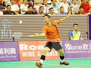 Minh enters quarterfinals of Yonex US Open