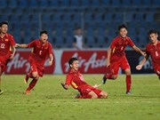 Easy win for U15 Vietnam against Australia