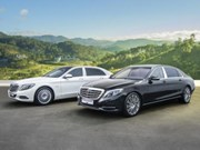 Mercedes-Benz sales in Vietnam grow by 60 percent in H1