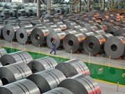 Amended decision on anti-dumping measures against imported steel