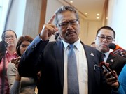 Malaysia: Customs officers can use firearms on duty