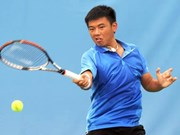 Ly Hoang Nam is Southeast Asia's No 1 tennis player