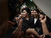 Thailand freezes former PM Yingluck's bank account