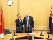 Deputy Prime Minister visits New Zealand