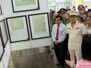 Hoang Sa – Truong Sa exhibition comes to Nghe An