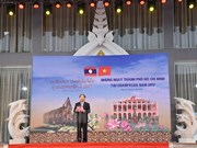 HCM City delegation visits Laos to boost partnership