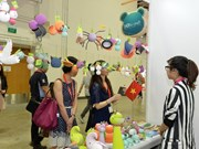 Vietnam attends international gifts fair in Singapore