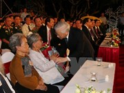 Live television programme marks War Invalids and Martyrs Day