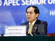 Vietnam active in APEC Business Advisory Council's meeting
