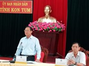 Kon Tum province clarifies rubber company land incident