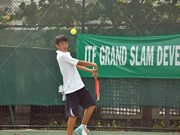 Vietnamese thrives in singles and doubles at ITF tourney