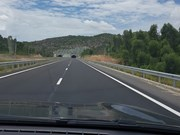 Central expressway section to open in August