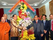 HCM City, Vientiane agree to foster cooperation