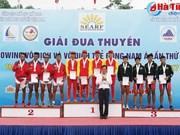 Vietnam No 1 rowers in ASEAN