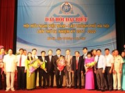 Vietnam-Laos Friendship Association of Hanoi holds fourth congress