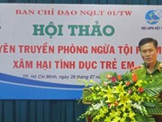 Child sexual abuse on the rise in Vietnam