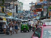 Thailand's 2017 GDP growth forecast at 3.6 percent