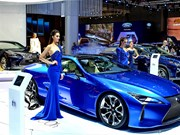 Vietnam Motorshow 2017 opens in HCM City