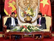 Vietnam, Sri Lanka to facilitate bilateral business activities