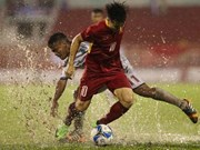 VN footballer among top five strikers in Southeast Asia
