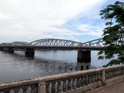 Thua Thien-Hue restores Trang Tien Bridge