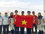 Vietnam bags one gold, two bronzes at Int'l Olympiad in Informatics