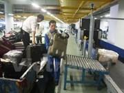 Suspected rare animal product found to be trafficked via Noi Bai