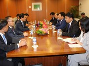 AMM 50: FM Pham Binh Minh holds bilateral meetings