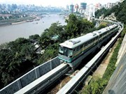 Highway freight passage links Chinese, Thai localities