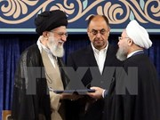 Head of Presidential Office attends Iranian President's inauguration