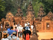 Chinese tourist numbers to Cambodia surge