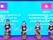 Art performance marks Vietnam-Laos diplomatic ties
