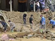 AHA Centre supports Vietnam's northern flood-hit provinces