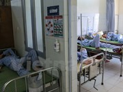 Hanoi hospitals overload as dengue fever breaks out