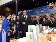 Vietnamese products promoted at ASEAN-India exhibition