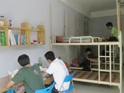 Dorms offer cheap rooms for poor students