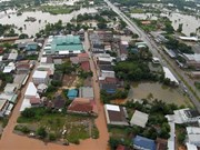 Floods wreak havoc in Thailand