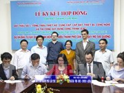 Can Tho oncology hospital building contract signed