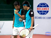 Vietnamese duo qualify for Thailand F5 Futures' quarter-finals