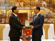 Vietnam's Hanoi, Thailand's Bangkok bolster ties