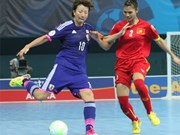 SEA Games 29: Vietnamese Futsal dreams of changing medal colour