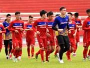 Vietnam rank 134th in FIFA ranking