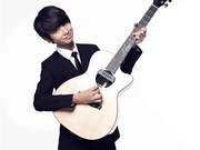 Korean guitarist to perform in Vietnam