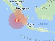 6.6-magnitude quake jolts Indonesia