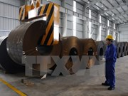 Hoa Phat group posts robust growth in steel production