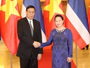 Vietnam, Thailand should keep mutual support at parliamentary forums